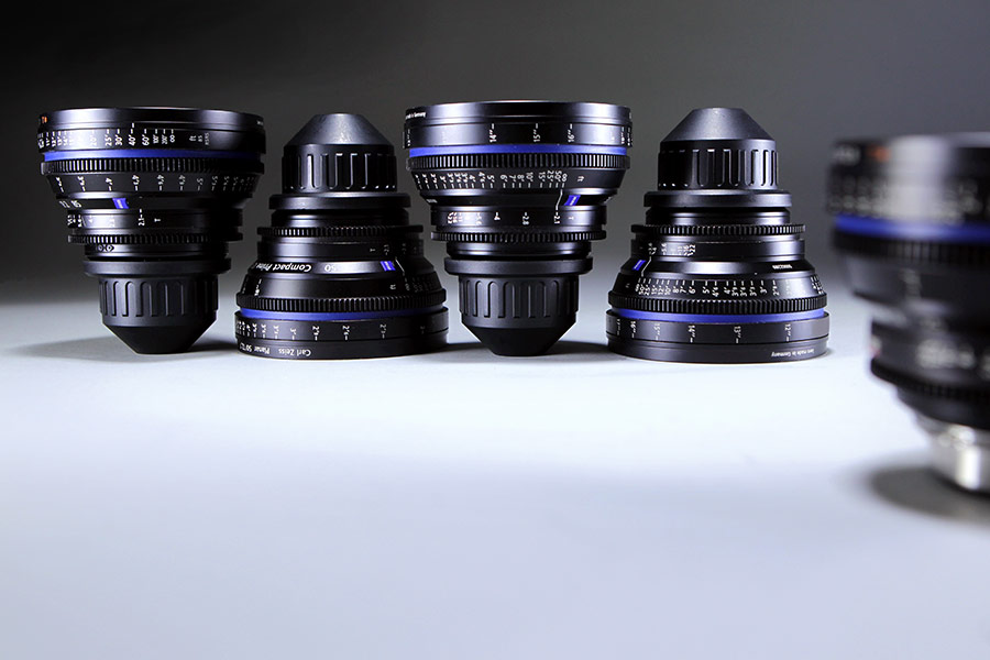Zeiss Compact Primes (EF/PL Mount)