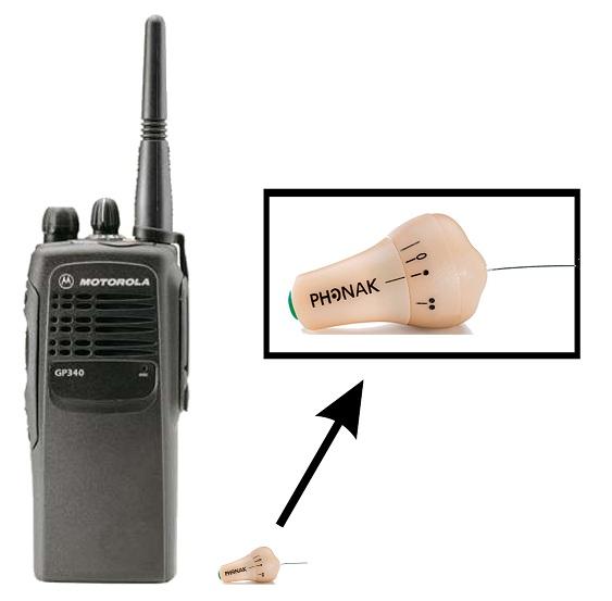 Sprechfunk und In-Ear