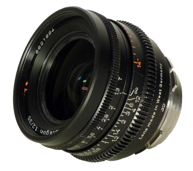 35mm - Festbrennweiten